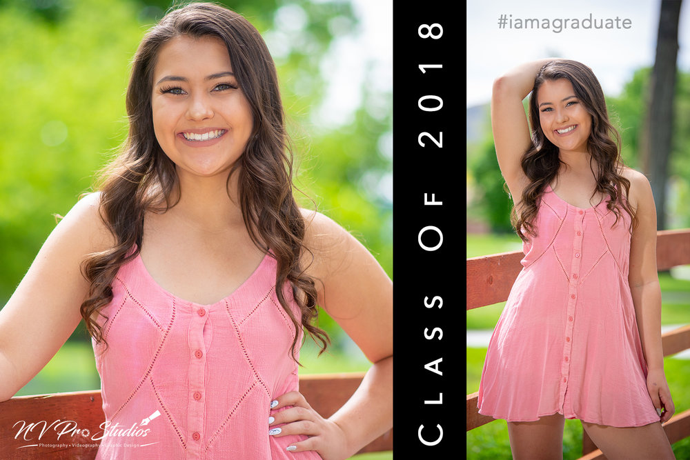 Senior Pictures | Carson High School | Carson Photography