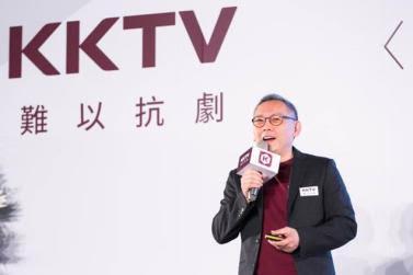 ▲隨著以影片內容找人的時代來臨,KKTV誕生全新「免費轉轉台」新功能,以1的手勢讓民眾一滑就轉台,直覺式不用思考的使用方式,將「翻轉」全台觀劇行為,為台灣收視習慣寫下新的一頁!