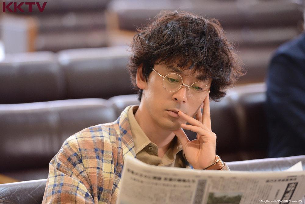 推理日劇《神速偵探》整部劇裡,沒有任何人被殺死,這堪稱是偵探推理劇界的奇耙。