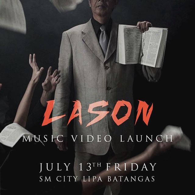This Friday 13th @ @smcitylipa, Batangas! FREE ADMISSION! #Slapshock #Lason