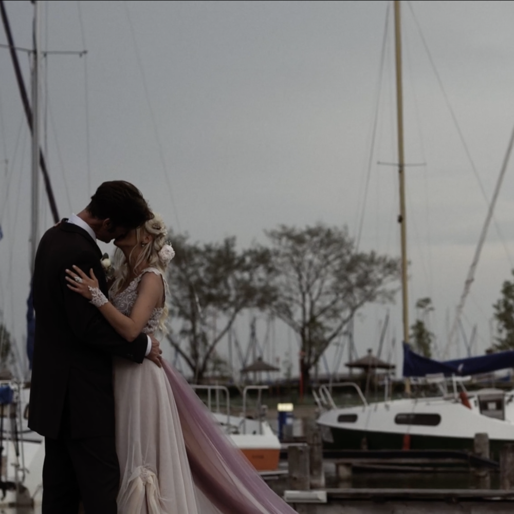 "Wedding in Rust    Category: Wedding Film   The Bride and Groom decide to celebrate their Wedding next to the Neusiedler Lake at the wonderful location ""Himmelblau"" im Burgenland."