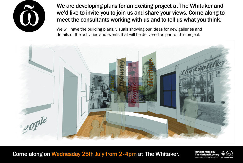 The Whitaker heritage lottery fund