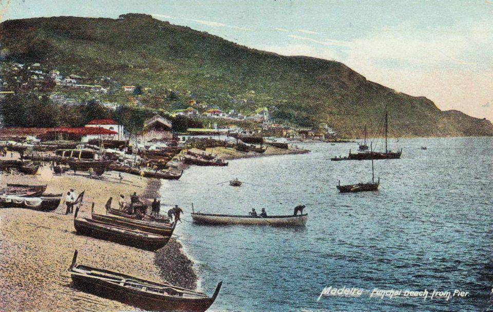 Funchal Port Medeiria c. 1900