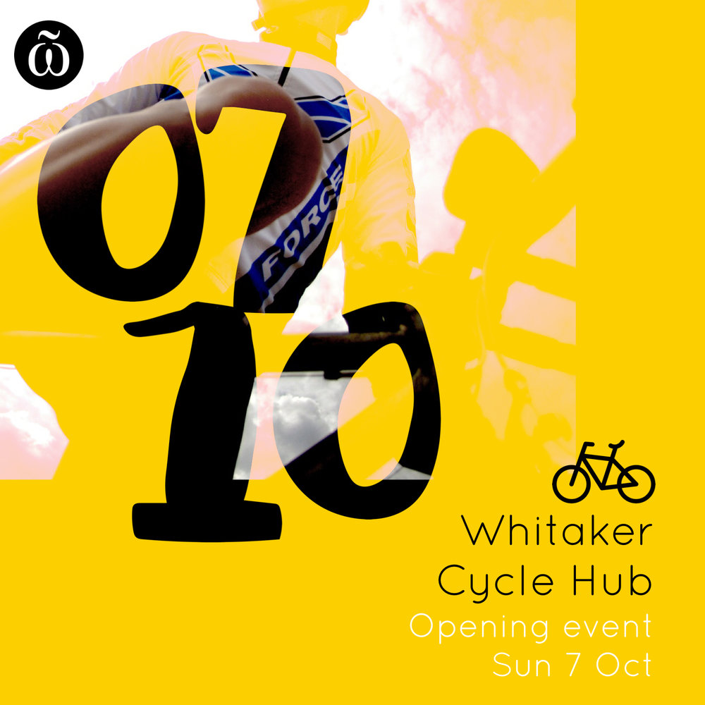 The Whitaker Cycle Hub