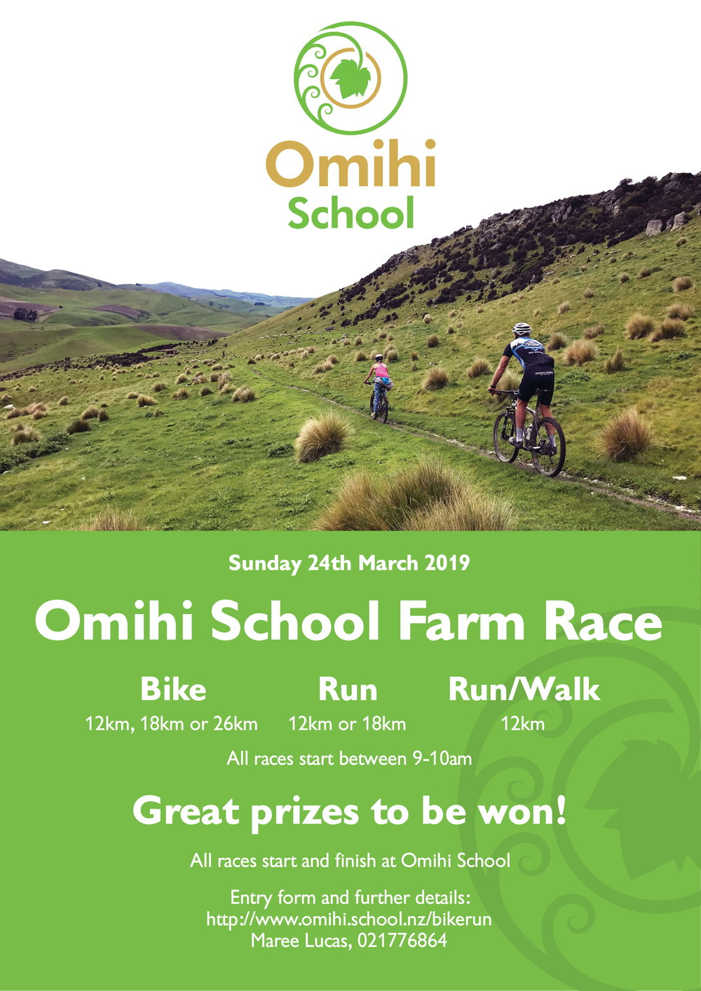 Omihi School Fun Run Bike Walk Poster WEB-1.jpg