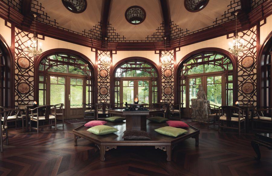 Japanese style Tea room