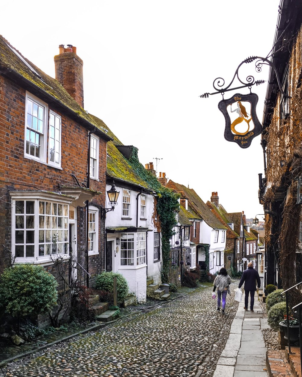Ellie Dyduch -  Rye Sussex Mermaid Street