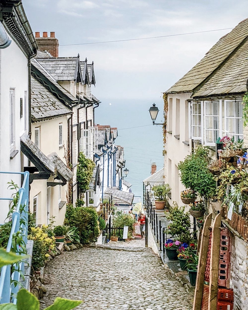 Ellie Dyduch - Clovelly, Devon, UK