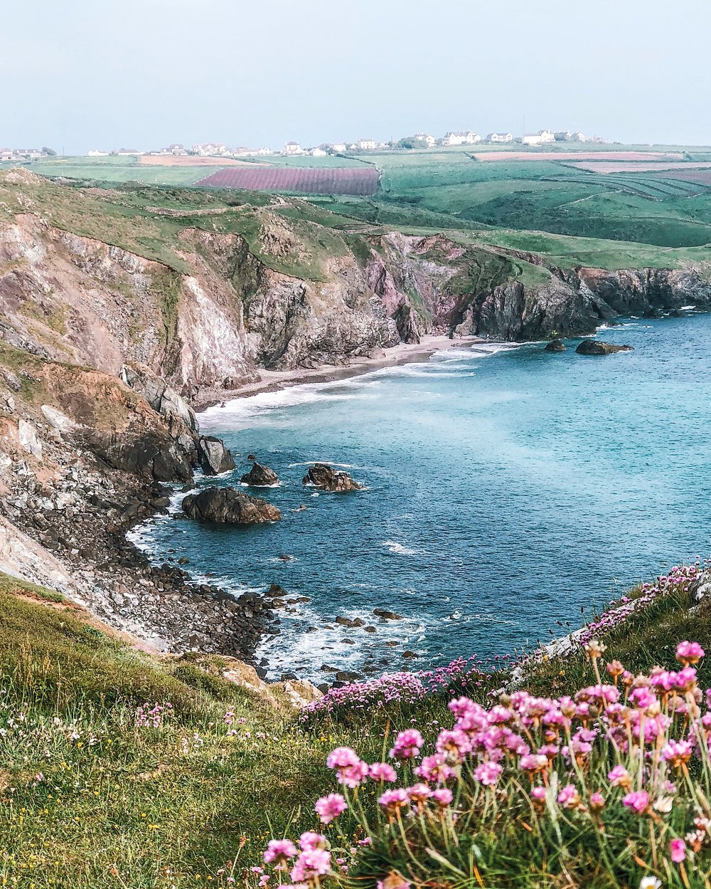 Ellie Dyduch - The Lizard Peninsula, Cornwall, UK