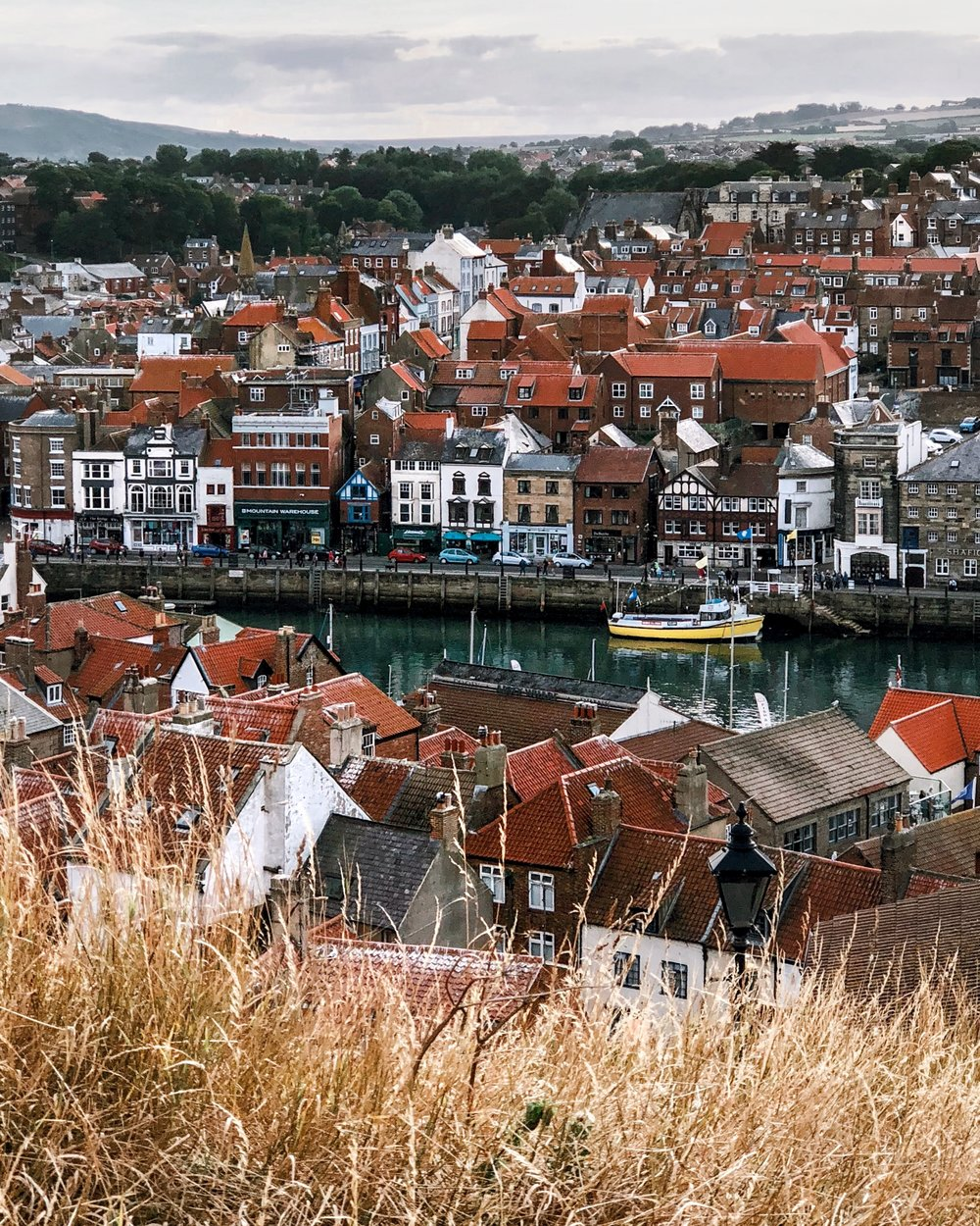 Whitby, North Yorkshire - Ellie Dyduch