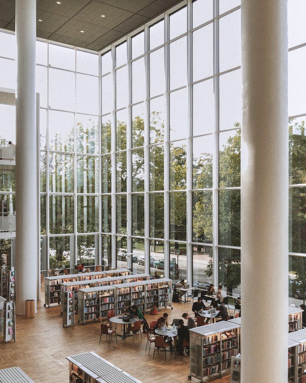 Malmö Library - Ellie Dyduch