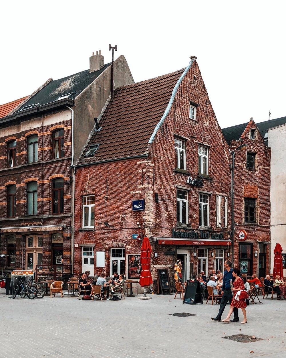 Antwerp Belgium - Ellie Dyduch