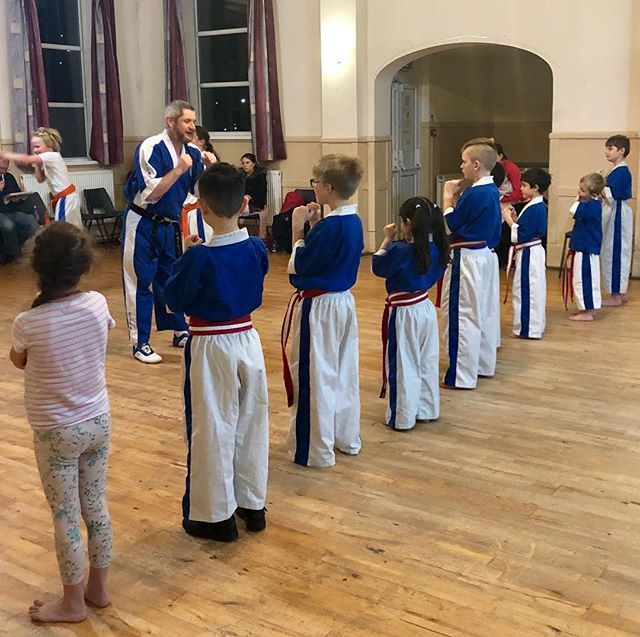 Respect and discipline at Bletchley Dragons