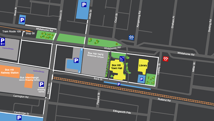 Box Hill Town Hall Parking Map.jpg