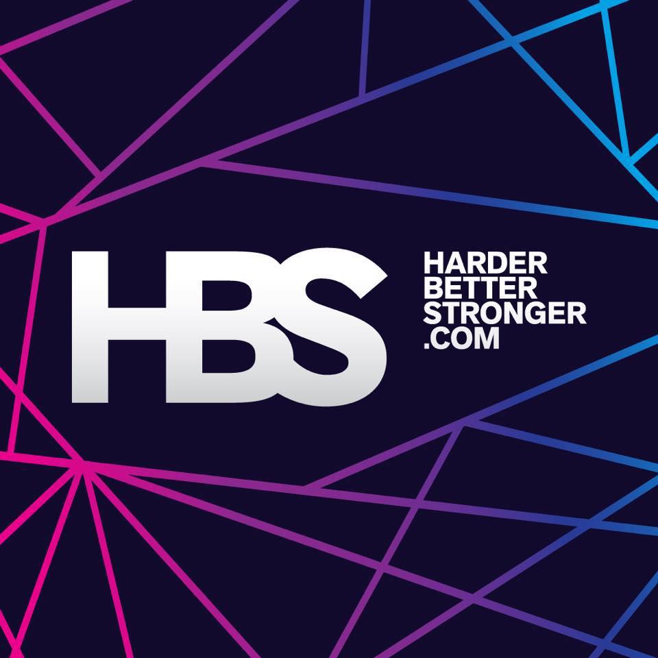 HBS - Harder Better Stronger