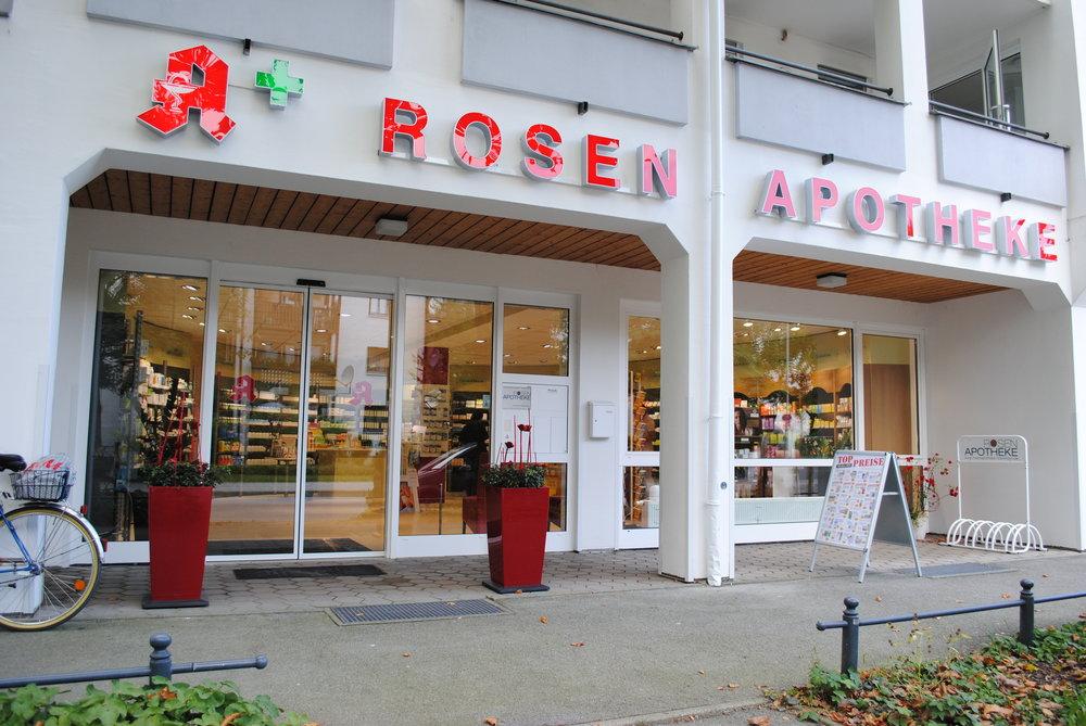 Rosen Apotheke, Rosenheim