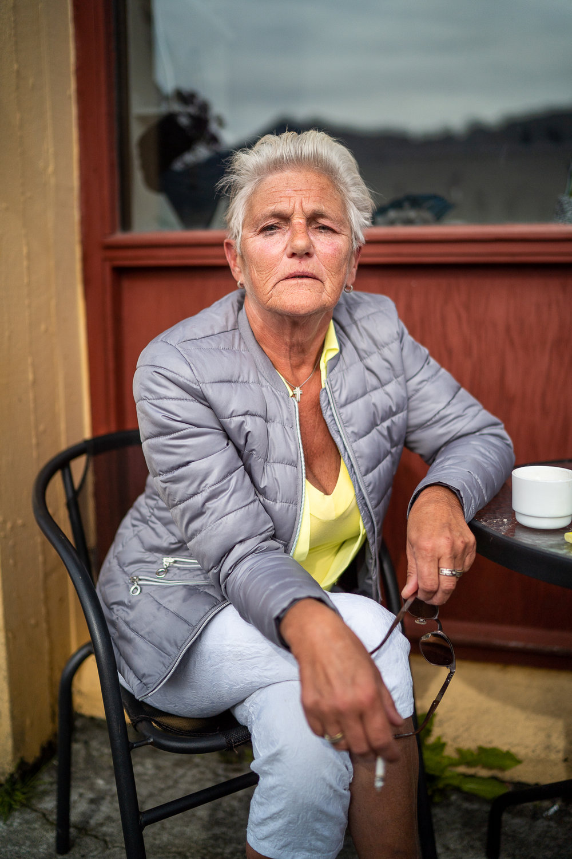 Helena Bjork Hannesdottir, Iceland Native & Cafe Owner, Stodvarfjordur, Iceland, 2018.