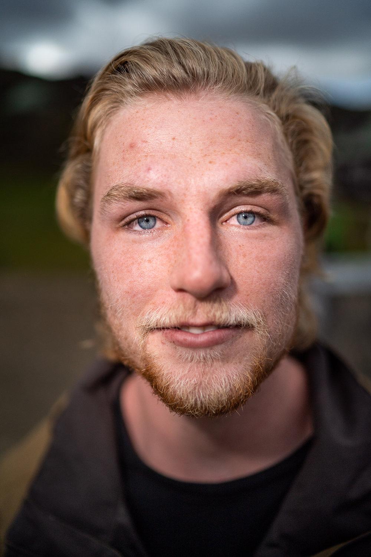 Jack Plimpton, From New Jersey, Landmannalaugar, Iceland, 2018.