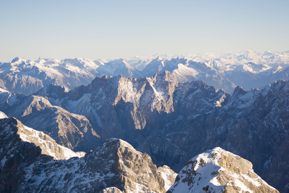Zugspitze Travel Guide | Top of Germany |Experience the Top of Germany with this handy travel guide, containing whimsical travel photography and useful travel tips.