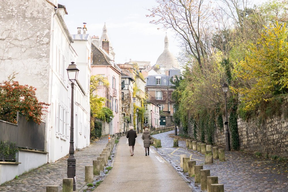 Montmartre Travel Guide | Paris | Sharing a few of my favourite places to explore in Montmartre, a whimsical village in the 18th arrondissement of Paris.