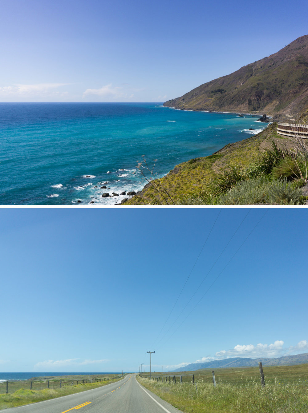 Pacific Coast Highway Road Trip Guide | California Road Trip Tips | Sharing the travel route and great places to visit on an LA to San Francisco road trip.