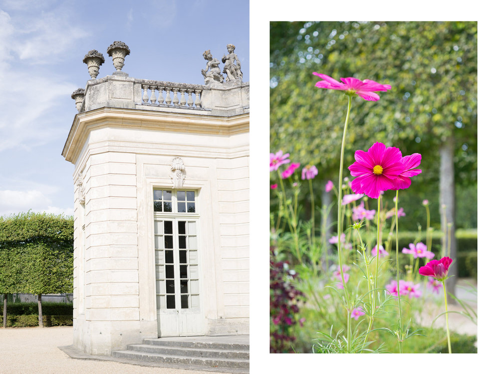Versailles Travel Guide | The Estate of Trianon | Explore the Trianon Estate in full bloom with this Versailles travel guide.