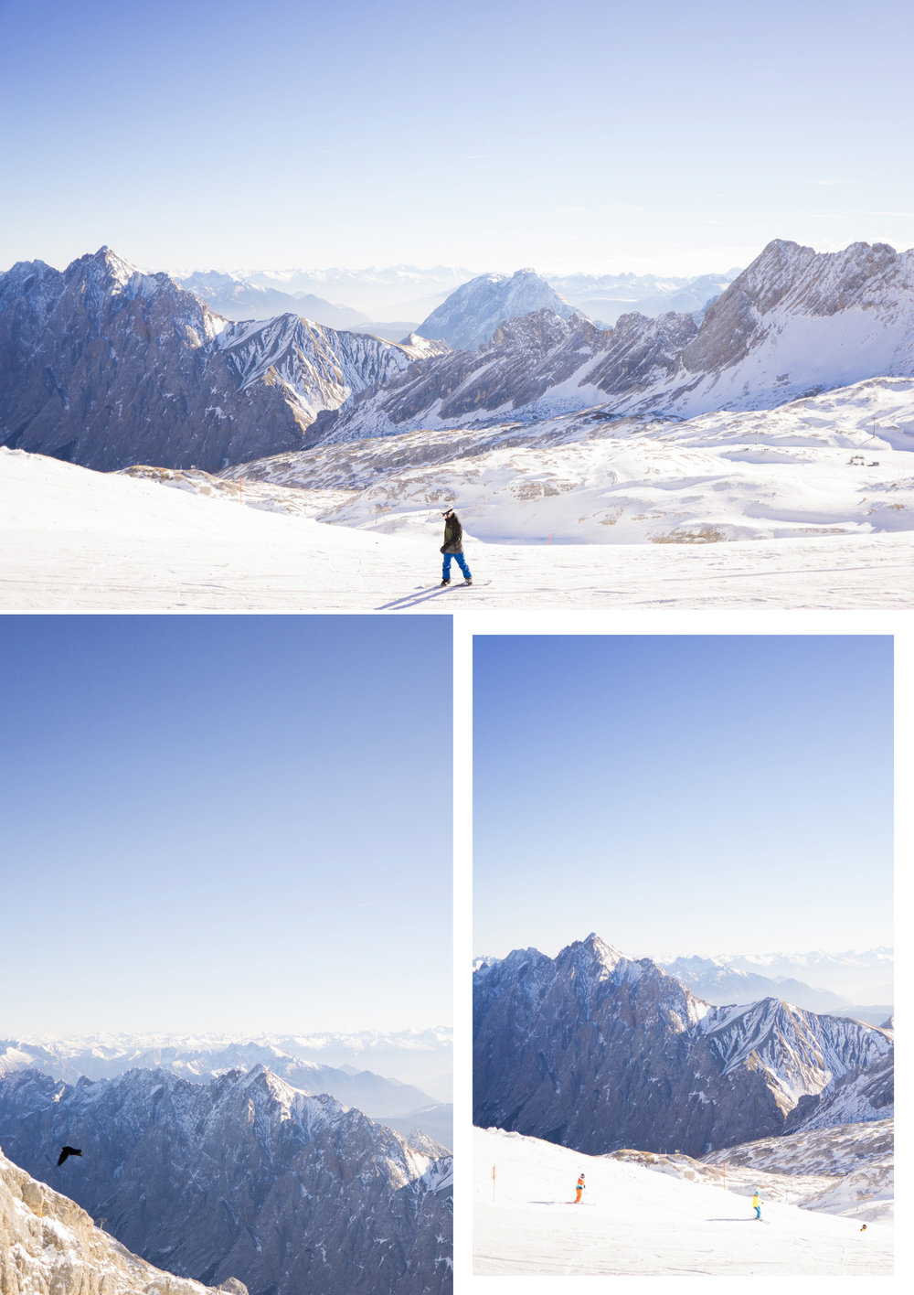 Zugspitze Travel Guide | Top of Germany | Experience the Top of Germany with this handy travel guide, containing whimsical travel photography and useful travel tips.