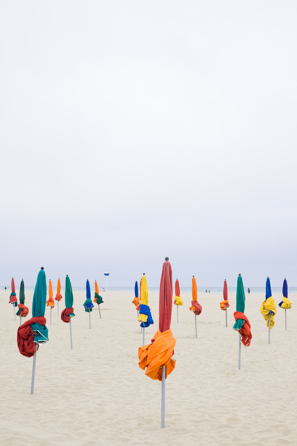 Fancy a seaside day trip from Paris? Discover Deauville Beach on the Normandy coast of France | Paris Day Trip