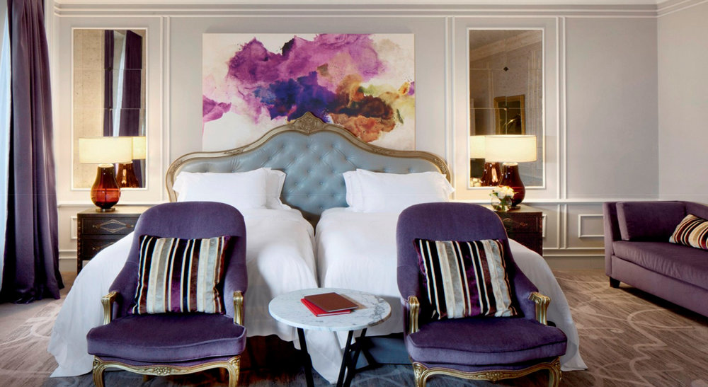 5 stars hotel in Spain