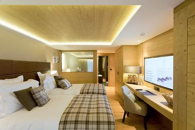 Hotel Rougemont Svizzera