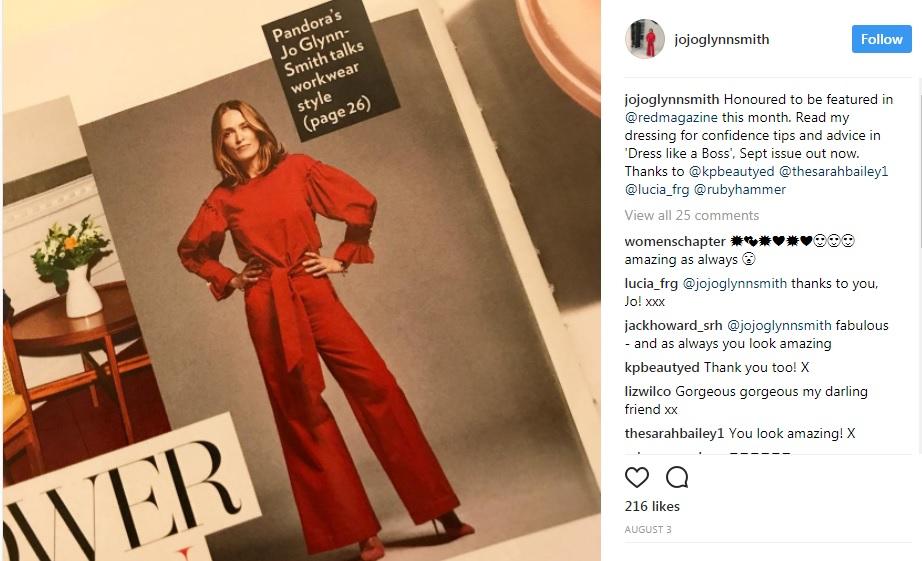 Jo Gylnn Smith Instagram - August 3rd - Anna Mason.jpg