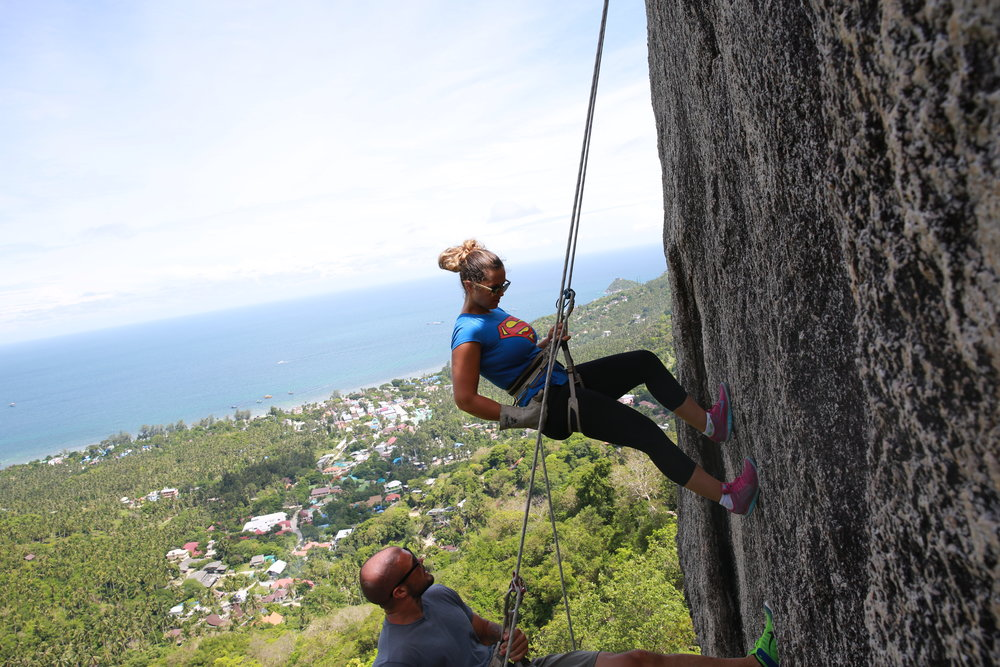 Fitness retreat in Thailand, active holiday in Thailand