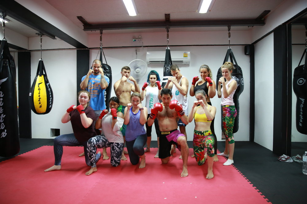 fitness retreats in Thailand
