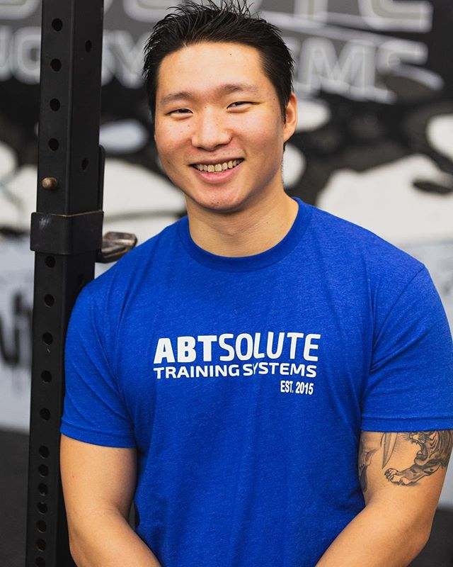 💥Our team is growing!!! 💥We are super excited to announce the newest member of the ABTsolute staff @mindfulintensity ! 🔷 Kevin holds a B.A in Fitness Develoment, USAW L2 and is a NASM CPT. 🔷 Kevin is an olympic lifting and powerlifting specialist, he is available to small group, private and sports performance training. Contact us to set up an appointment with him!