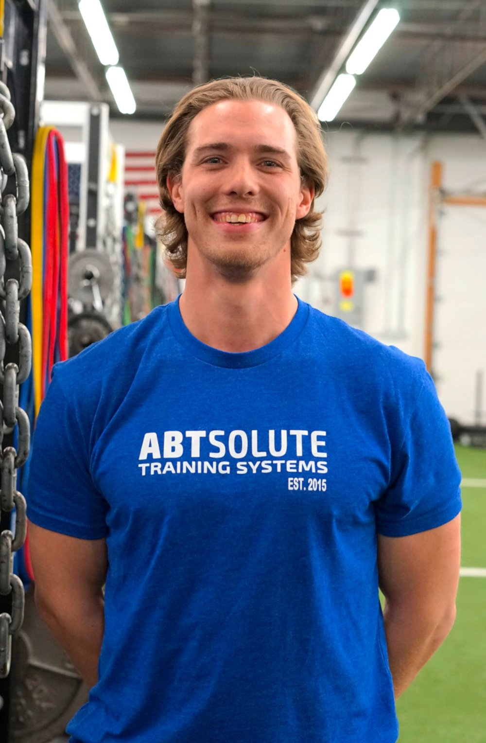Danny O'Connell - Sports Performance Specialist/TrainerDanny has been involved in the sports performance field for 5 years. Before joining the ABTsolute team, he was the facility director for Sports performance  at Bluestreak sports training in stamford ct.While at bluestreak sports training, danny worked with hundreds of athletes, but specialized in hockey, lacrosse, football and golf training. His skill set makes Danny a specialist in speed & Agility, strength & conditioning and injury prevention.