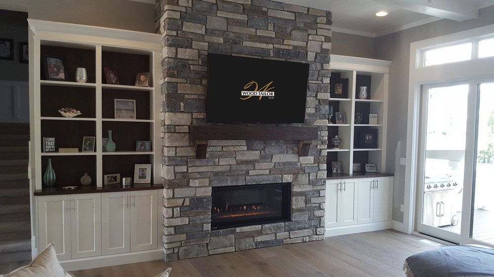 Hand Craftsmanship & Innovative Design    Entertainment Centers