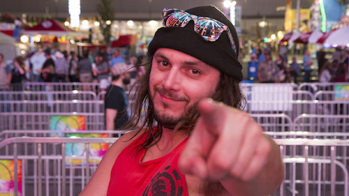 Random OK State Fair guy.