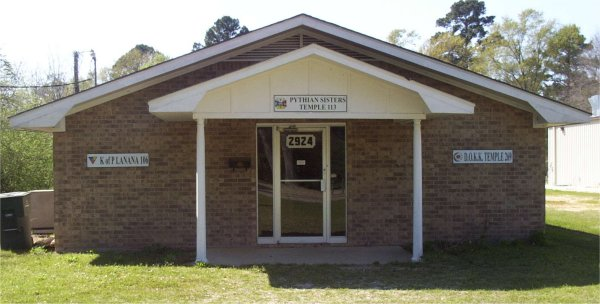 Write here… - Chancellor Commander:Secretary: Roger Fangman  118 S. Ward Drive  Longview, Texas 75604  rfangman@frstech.com 903-235-7391 Lodge Deputy: Robert Paty