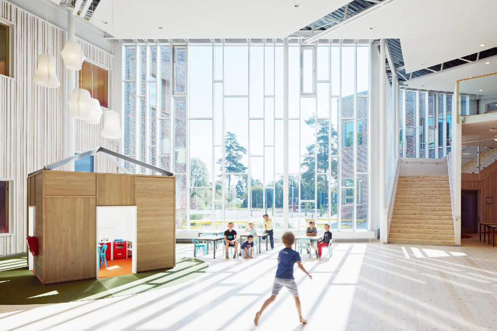 Photograh: Hundven Clemens, Project for Link Arkitektur