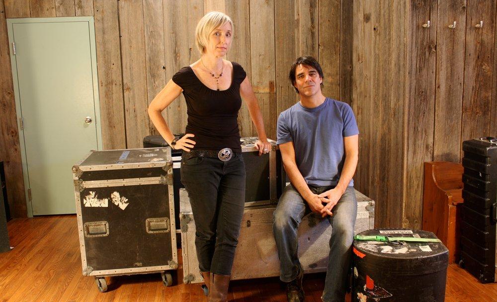 Jane Gowan & Tim Vesely