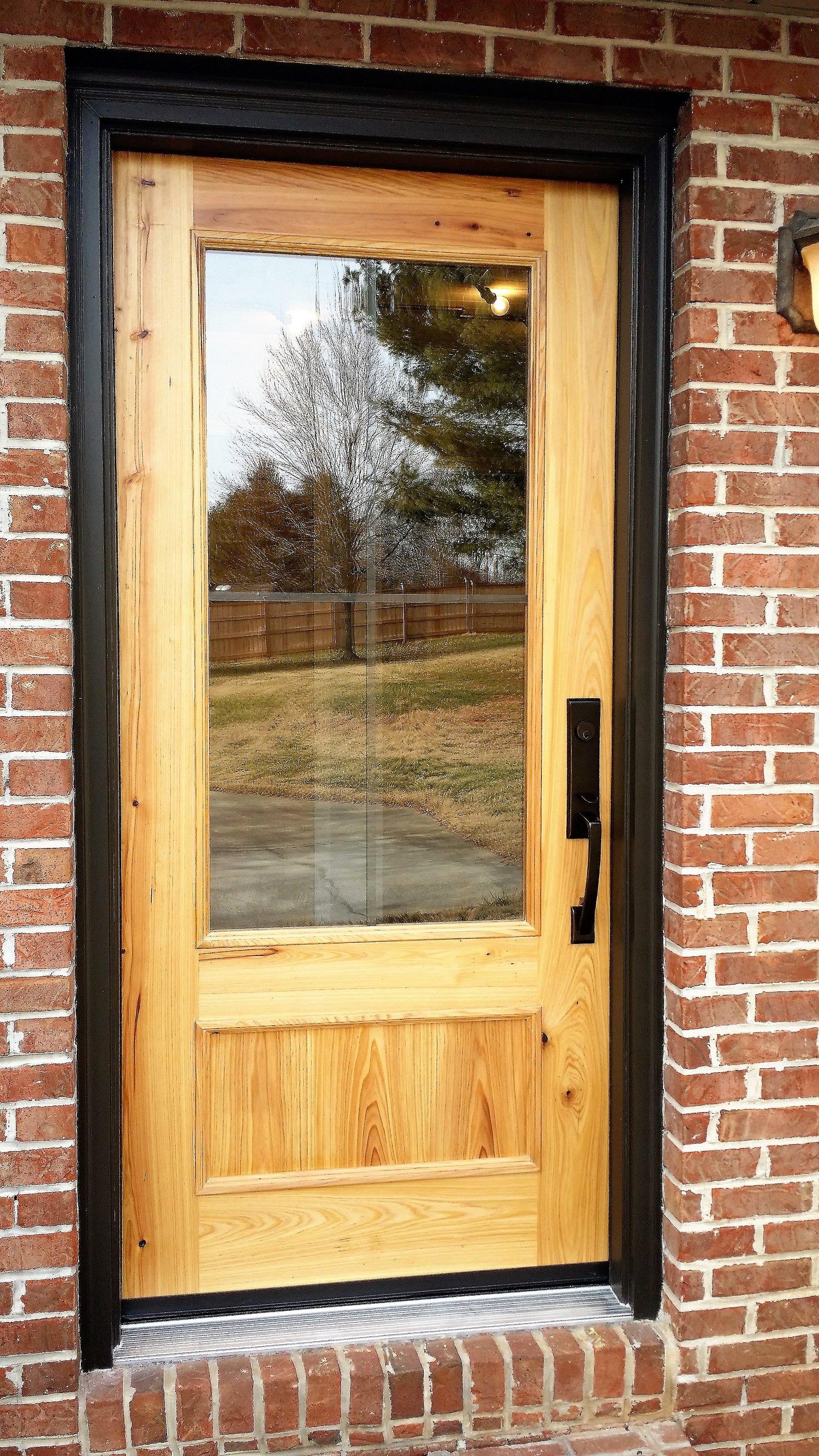 Doors Charlton Woodworks Llc
