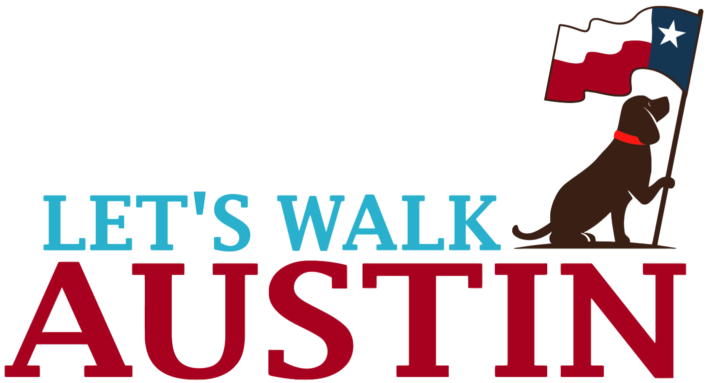 Austin's Choice for Dog Walking - Let's Walk Austin