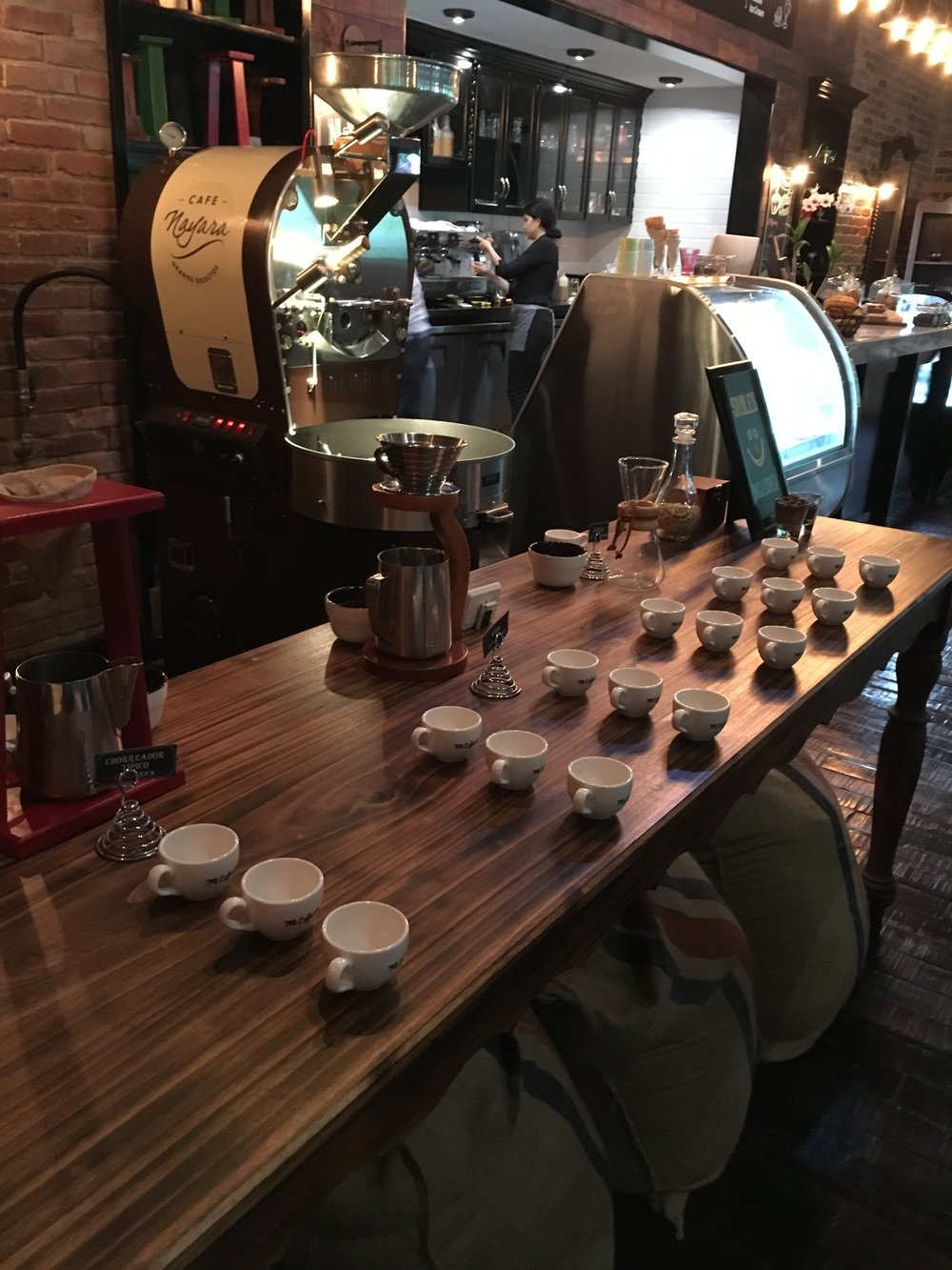 Coffee class at Nayara Springs