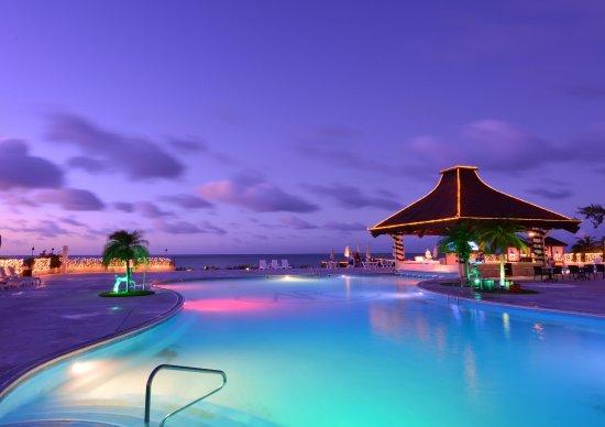 Photo courtesy of the Aqua Resort Saipan.