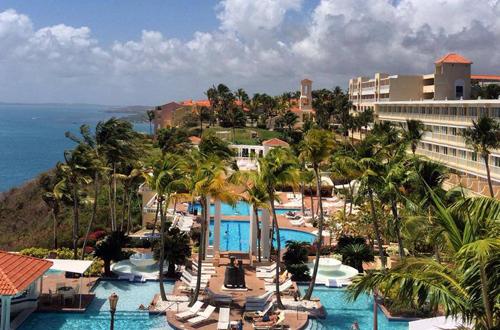 Photo courtesy of the El Conquistador Resort.