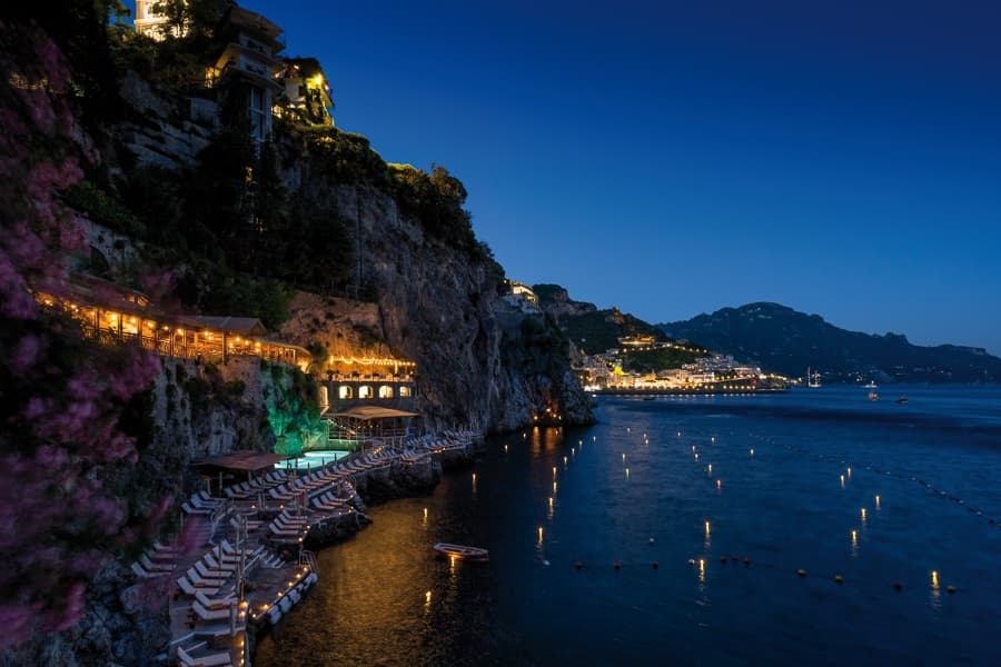 Photo courtesy of Santa Caterina Amalfi.