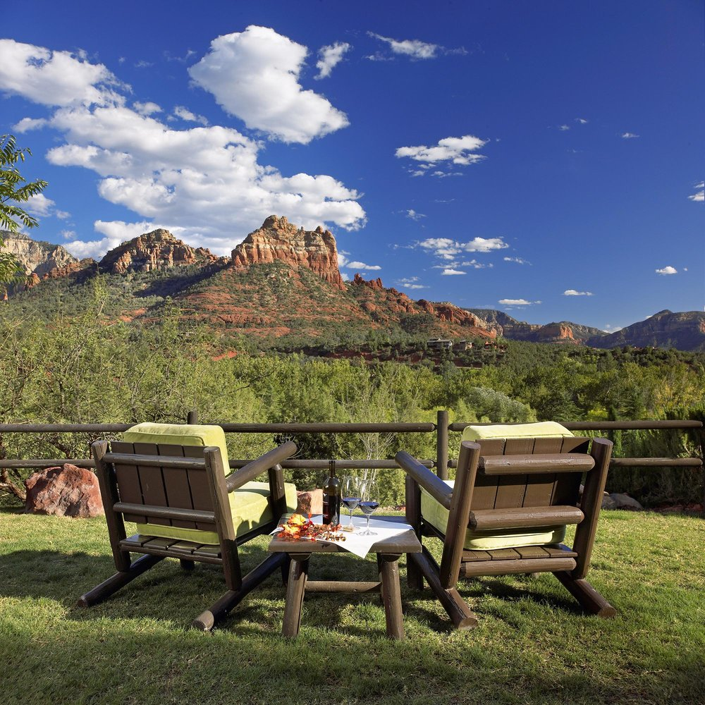 Photo courtesy of L'Auberge de Sedona