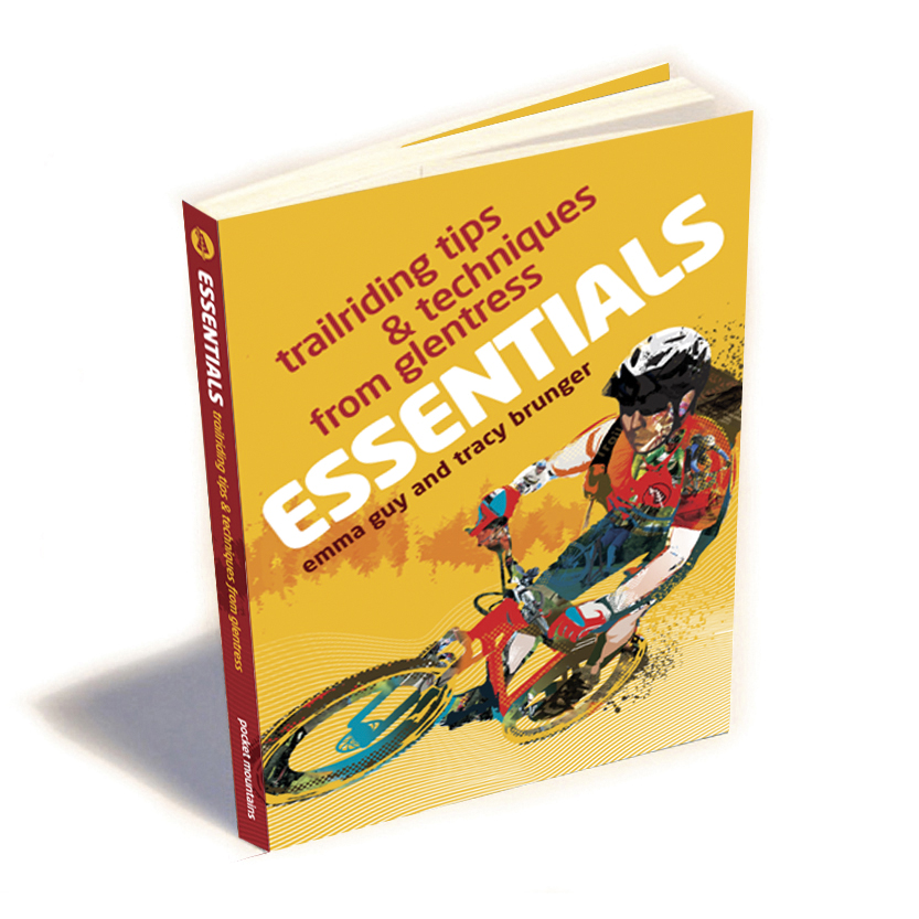 Book cover, Trailriding tips and techniques from Glentres jacket.jpg