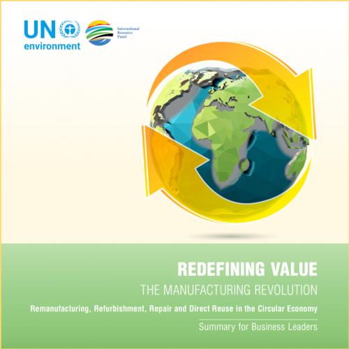 Nabil Nasr releases new U.N. report -
