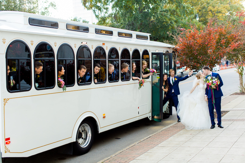 wedding outside the trolley.jpg